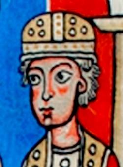 Frederick V, Duke of Swabia.