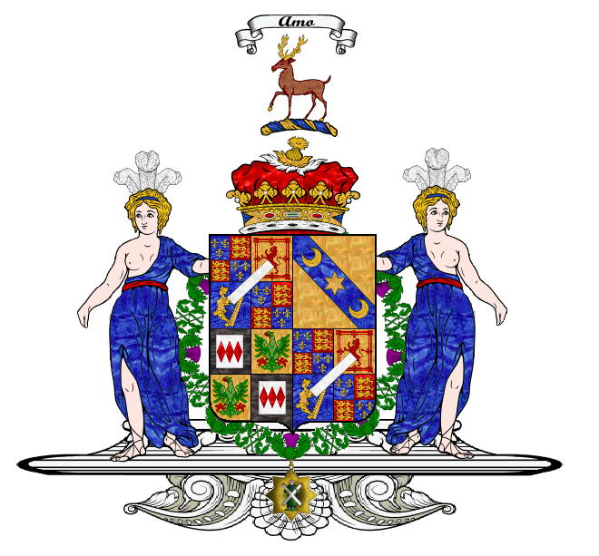 European Heraldry :: House of Montagu.