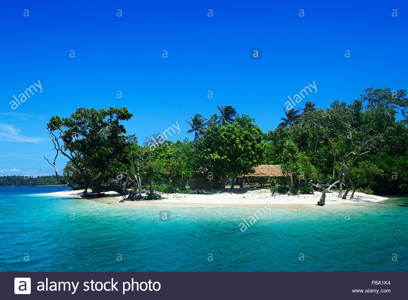 Duke of York Island, Rabaul, East New Britain, Papua New Guinea.