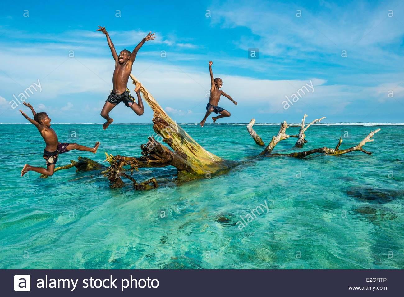 Papua New Guinea Bismarck Archipelago Gazelle peninsula New Britain.