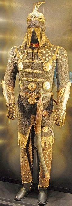 Armor from Nuremberg, 1525.