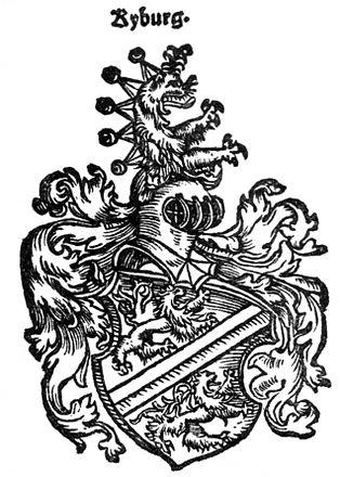 Rudolph I of Germany.