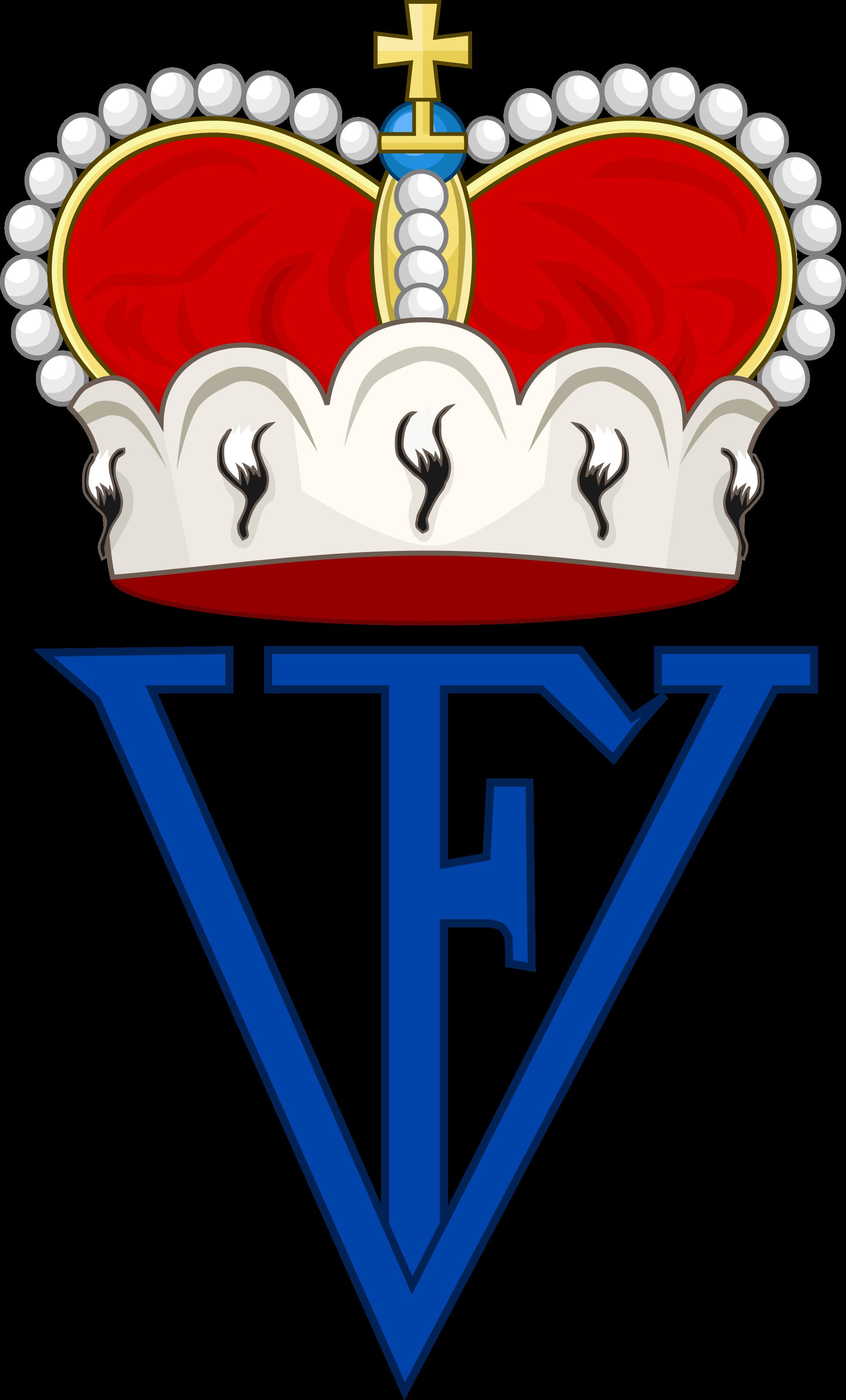 File:Royal Monogram of Frederick Ulrich, Duke of Brunswick.