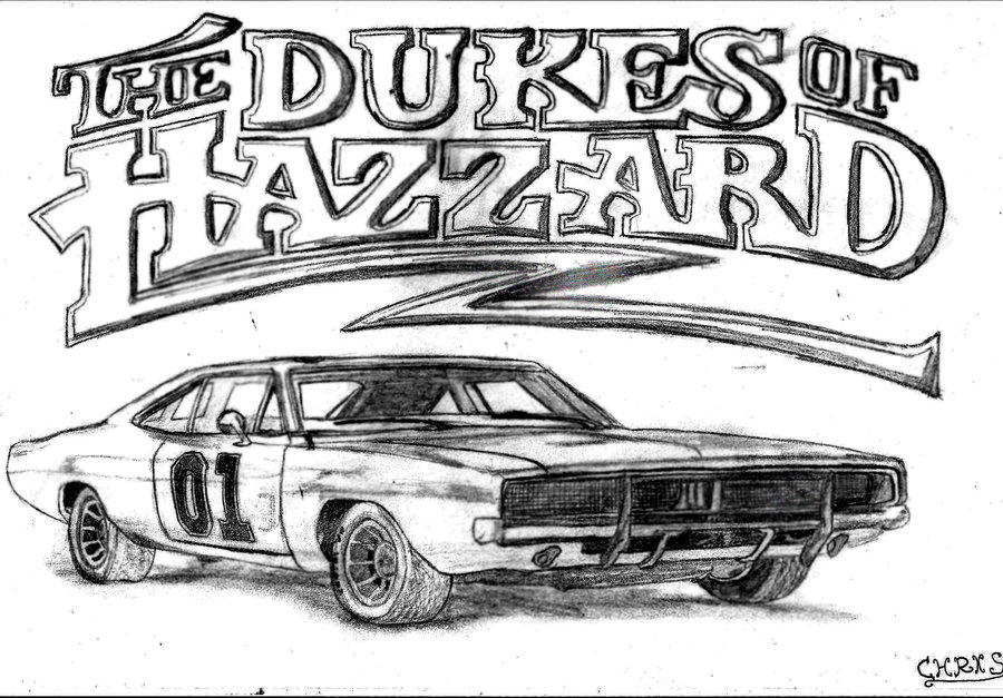 Free Dukes Of Hazzard Coloring Pages, Download Free Clip Art.