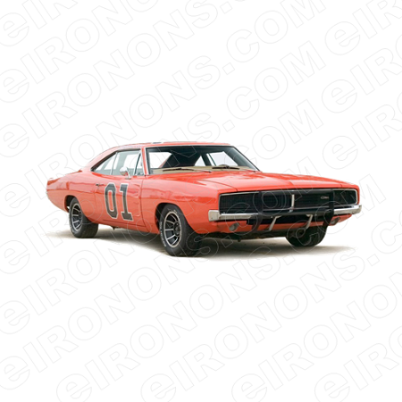 THE DUKES OF HAZZARD GENERALLEE MOVIE TV T.