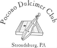 Mountain Dulcimer clip art.