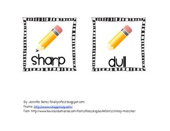 Dull Pencil Clipart.