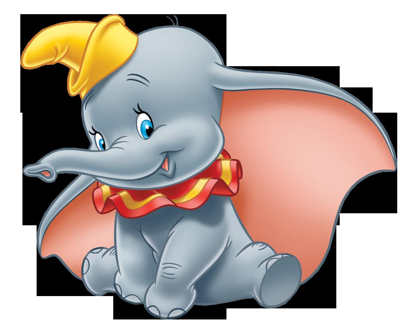 Dumbo Clipart.
