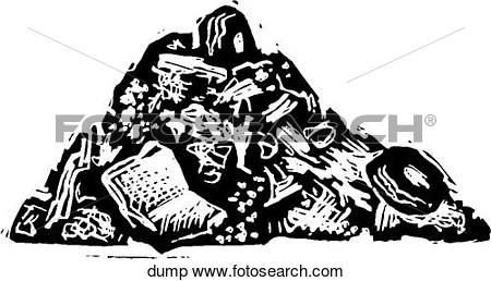 Dump Clip Art.