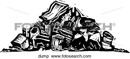 Clipart of Dump dump.
