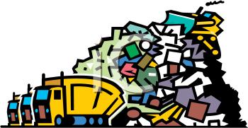 Garbage Dump Clipart.