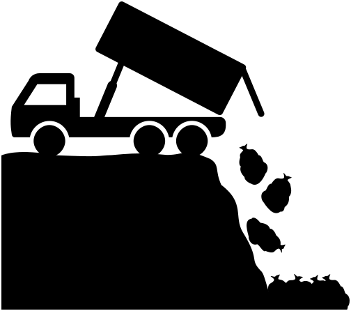 Dump Truck Unloading Boulders Coolclips Vc also Clipart Illustration Of Green D Shopping Bags On A Pallet Truck likewise Garbage Overflowing Industrial Site Skip together with Dump Clipart moreover Unload Clipart. on unloading truck cliparts
