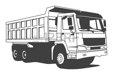 5,062 Garbage Truck Cliparts, Stock Vector And Royalty Free.