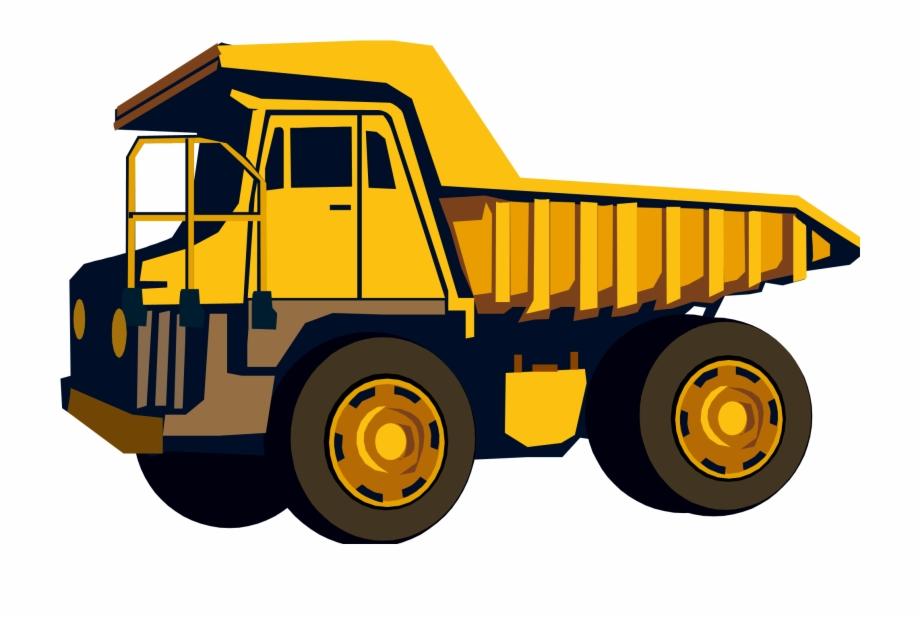 Truckload Of Birthday Fun Dump Truck Clipart.