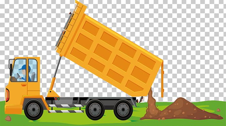 Car Dump Truck PNG, Clipart, Construction, Delivery Truck.