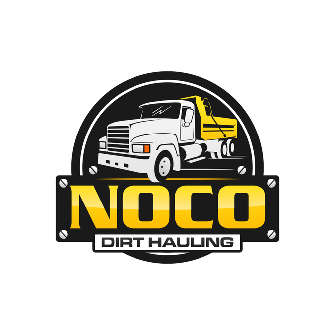 Looking for a great design for a dump truck company.