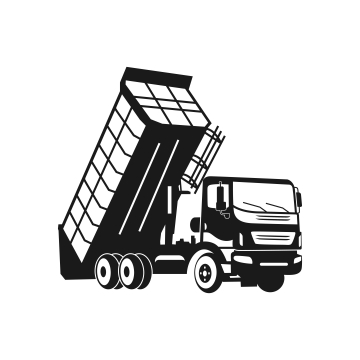 Dump Truck Png, Vector, PSD, and Clipart With Transparent Background.