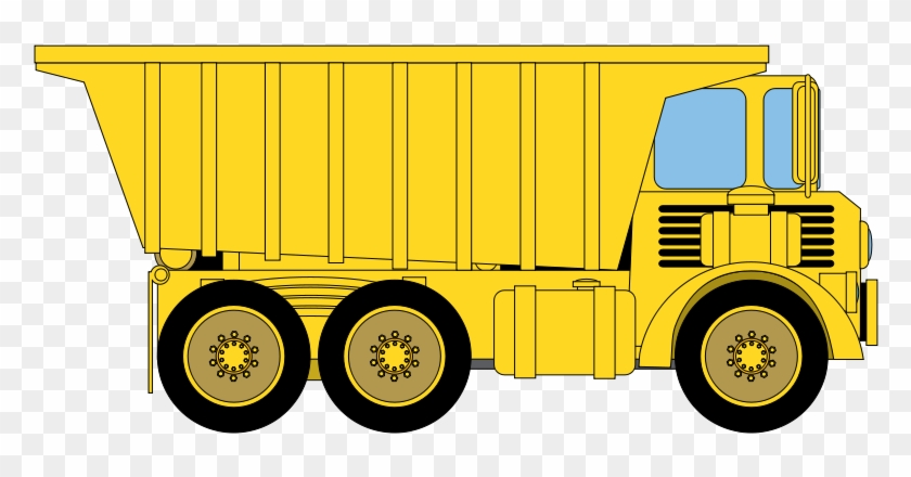 Free Truck Clipart.