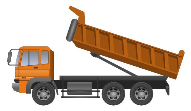 Industrial transport.