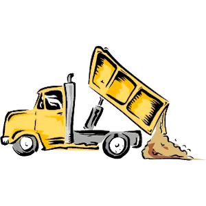 Dumping Clipart.