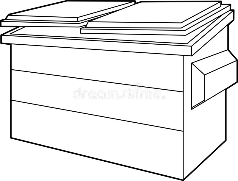 Free dumpster clipart 5 » Clipart Station.