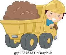 Dump Truck Clip Art.
