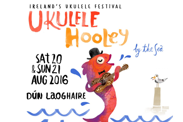 Ukulele Hooley: Free Dun Laoghaire event set to return for seventh.