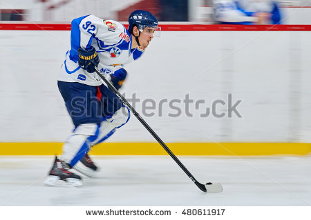 Junior Hockey Stock Photos, Royalty.