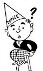 Free Dunce Cap Clipart.