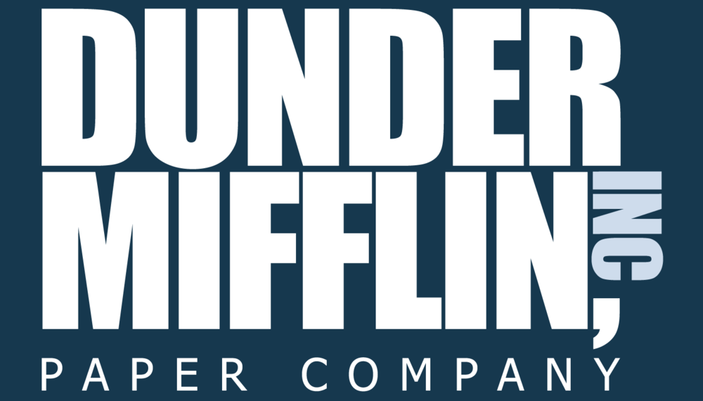 Dunder Mifflin Logo Png (108+ images in Collection) Page 3.