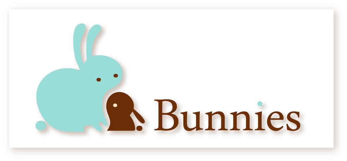 Dundonald Church : Bunnies.