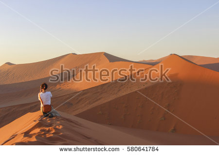 Sossusvlei Stock Photos, Royalty.