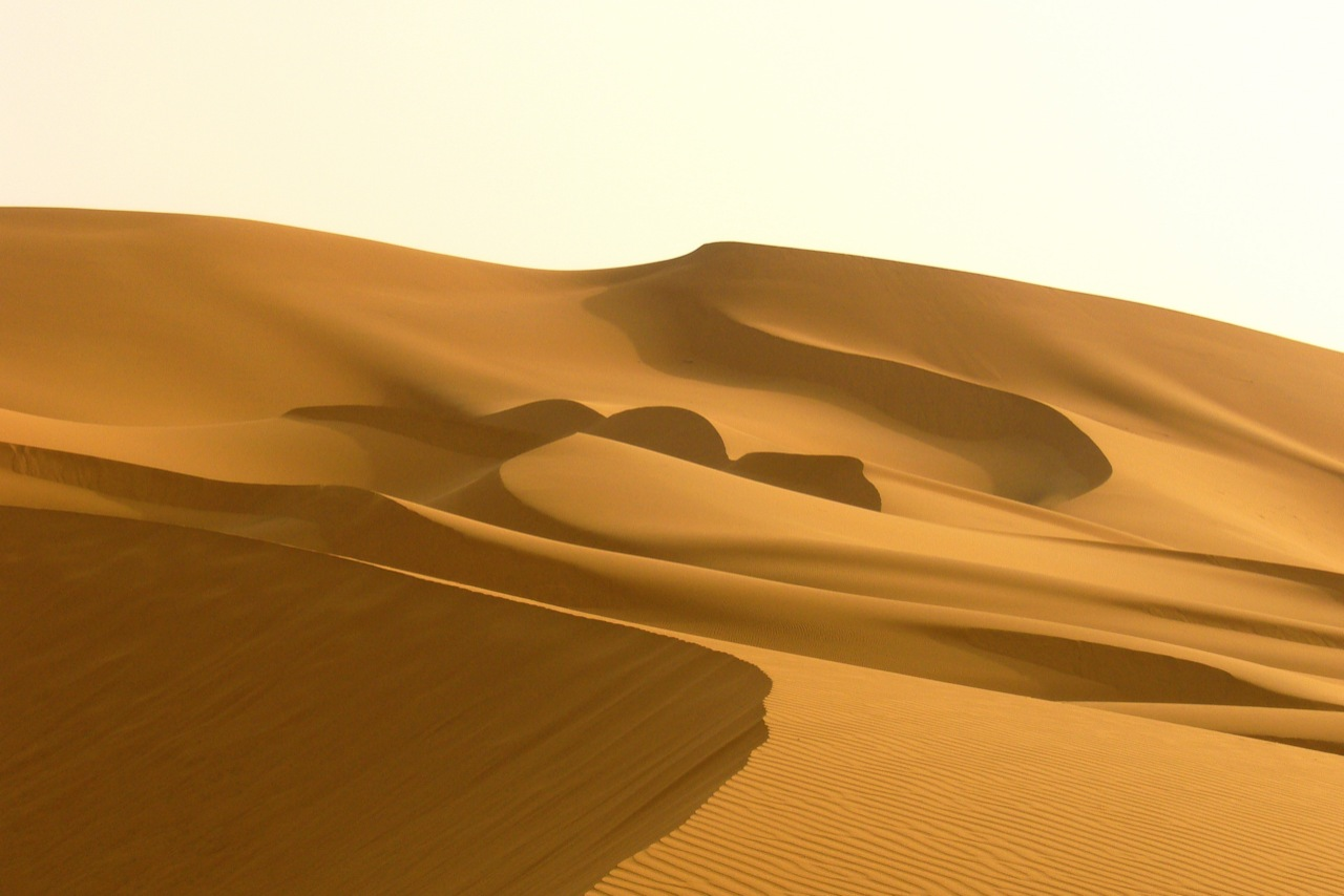 Sand dunes clipart free.
