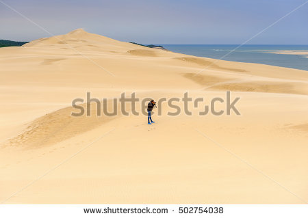 Tallest Dunes Stock Photos, Royalty.