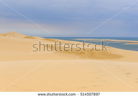 Dune De Pyla Stock Photos, Royalty.