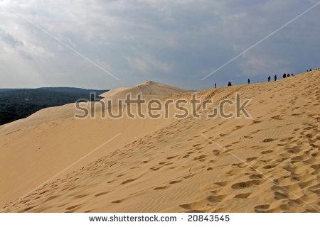Dune Du Pyla Stock Photos, Royalty.