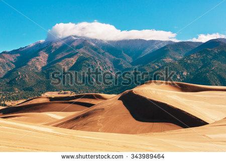 "great Sand Dunes National Park"" Stock Photos, Royalty."