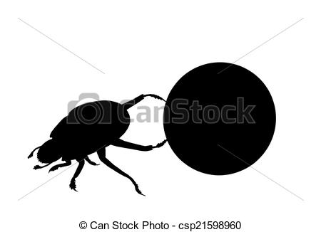 Dung beetle Illustrations and Clip Art. 70 Dung beetle royalty.
