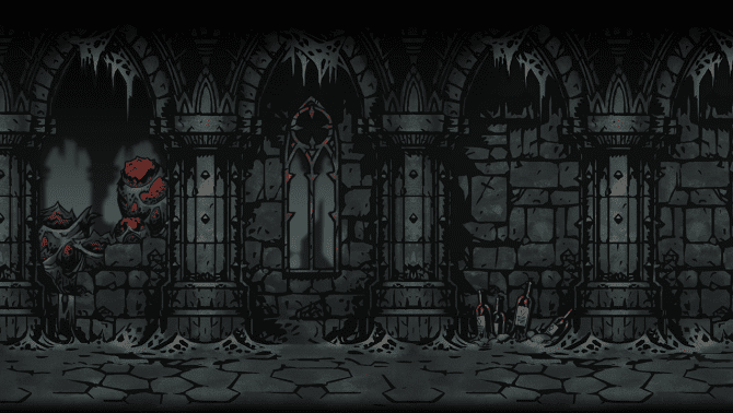 More dungeon background variations.