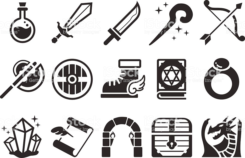 Dungeons and dragons clipart 3 » Clipart Station.