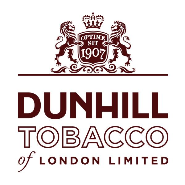 Dunhill Logos.