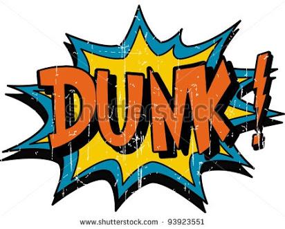 Free clipart dunk tank.