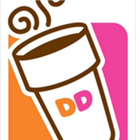 Download HD Dunkin Donuts Clipart Clear Background.