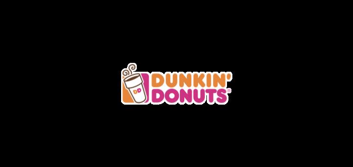 Dunkin Donuts Logo Vector.