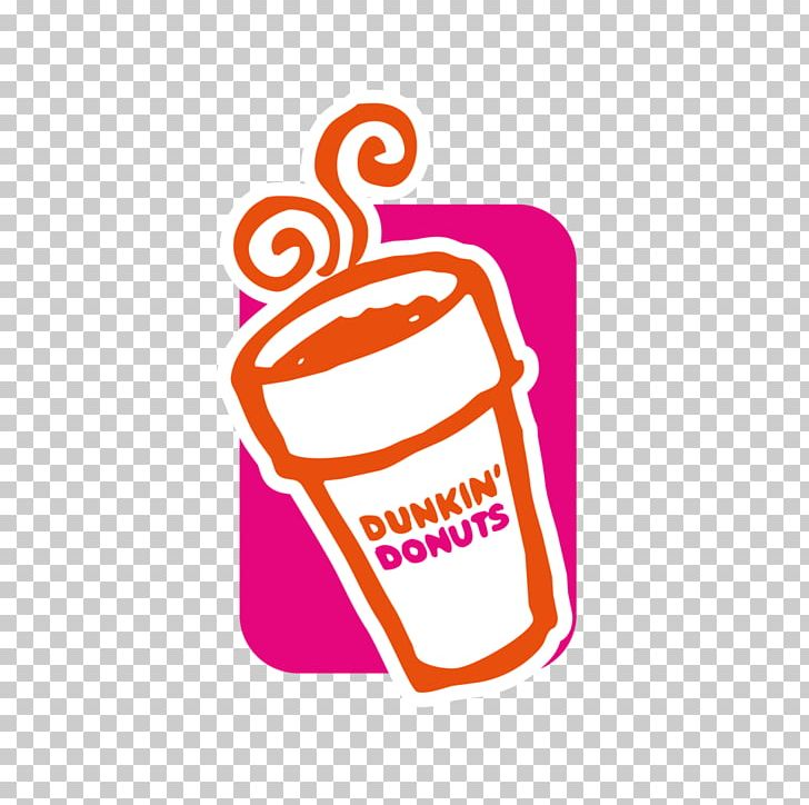 Dunkin' Donuts Coffee Logo Cafe PNG, Clipart, Free PNG Download.