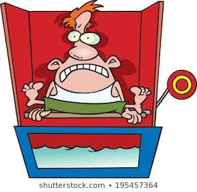Clipart dunking booth 1 » Clipart Portal.