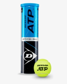 Dunlop Atp Tennis Balls, HD Png Download , Transparent Png.