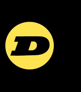 Dunlop Logo Vectors Free Download.