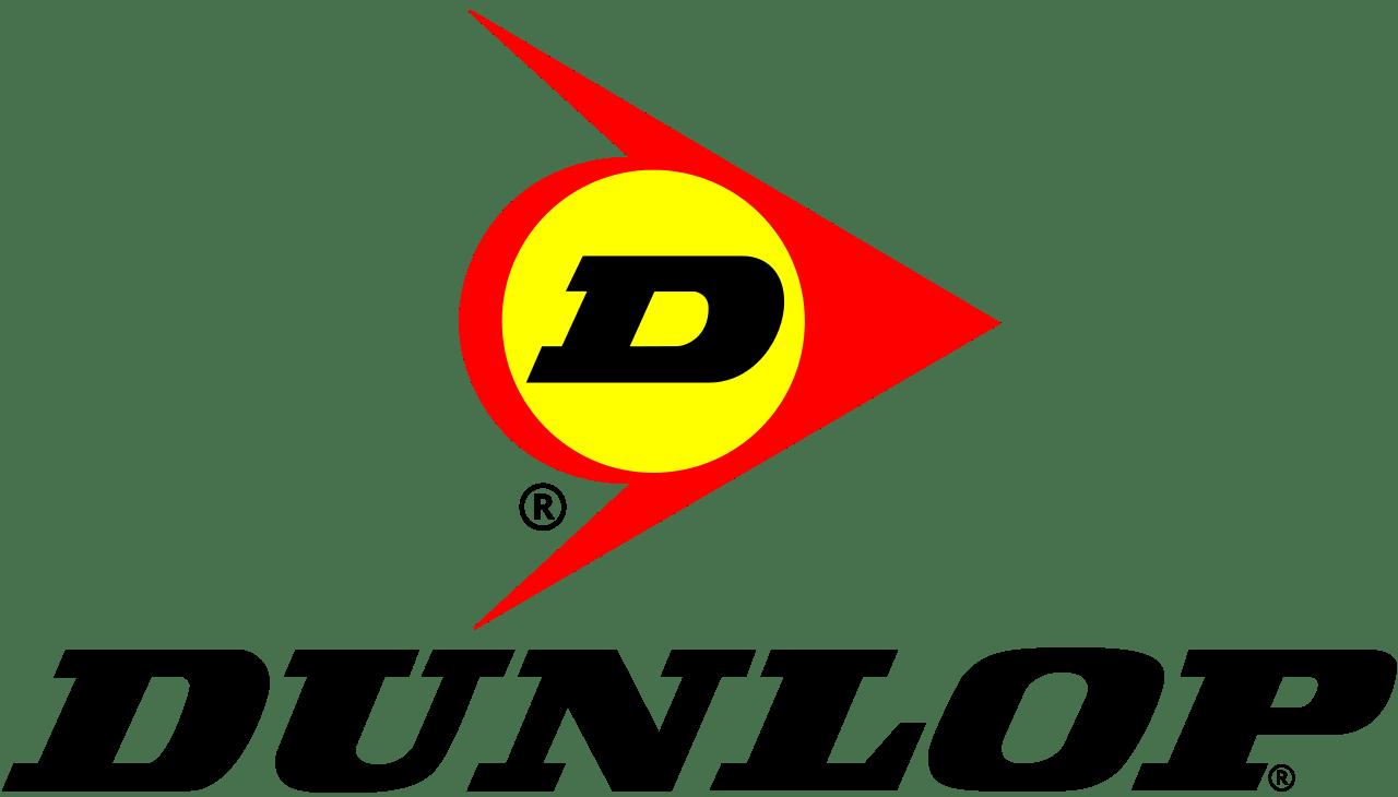 Dunlop Logo transparent PNG.