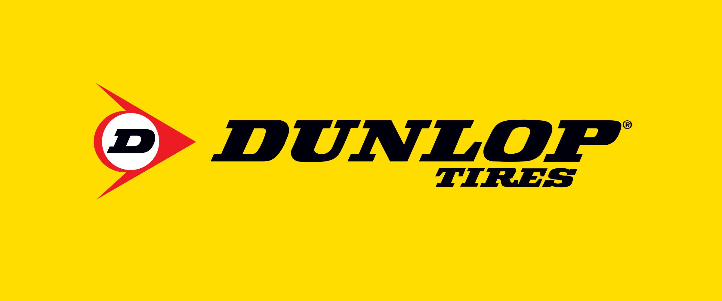 Dunlop Tires Logo PNG Transparent & SVG Vector.